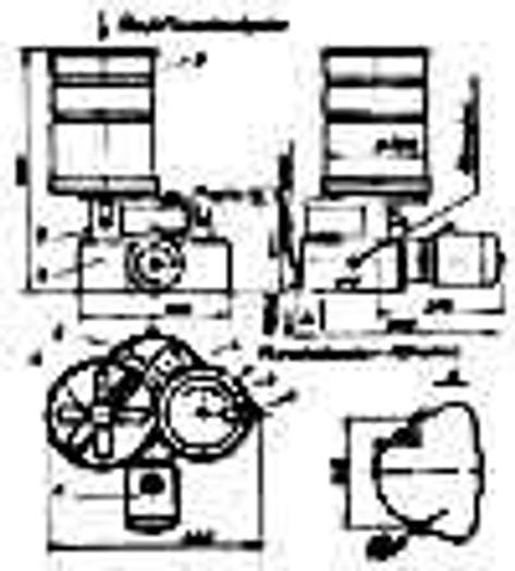 Automat do wyrobu klopsów AK2M-40