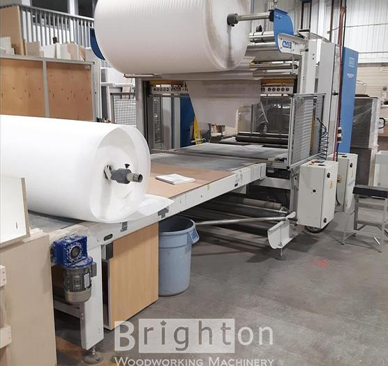 Used 2008 CMB Coolpack 150 express used Wrapping Machine