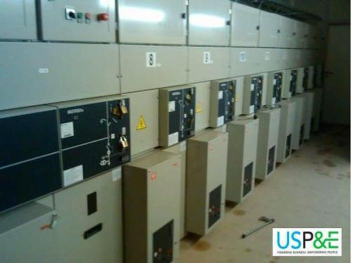 25 MW 2008 FG Wilson P2000E Diesel Generator Power Plant
