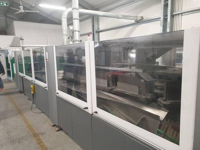 Used Heidelberg EUROBIND 4000 Gathering Binder Trimmer (2006)
