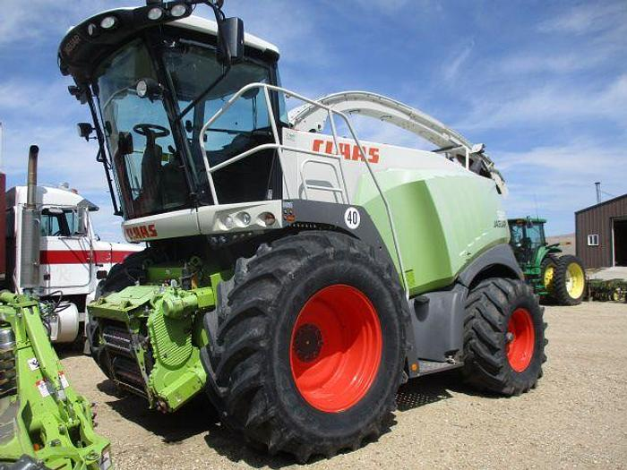 Used 2011 Claas Jaguar 960 Forage Harvester w/ 2 Heads ** 2100 Eng Hrs **