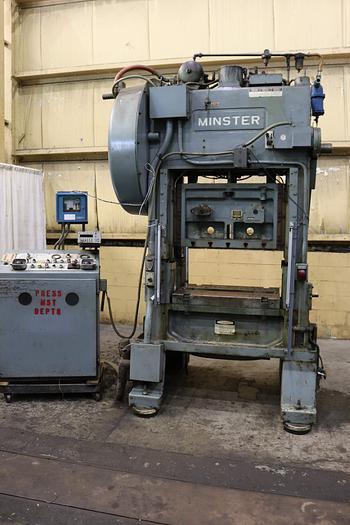 Used Minster P2-60-48