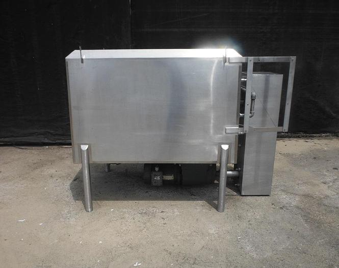 Used 150  GALLON PADDLE BLENDER – S/S – JACKETED – RECONDITIONED (#9650)