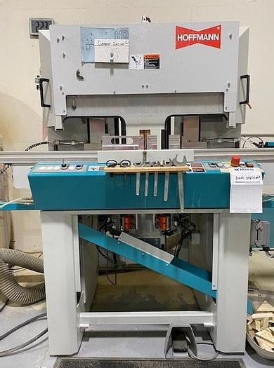 Used Hoffmann MS35SF Double Miter Saw