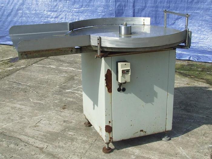 Używane Stół obrotowy, buforowy