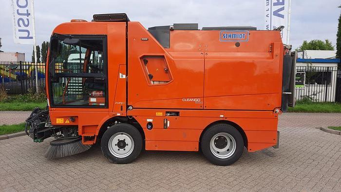 Gebruikt 2016 Schmidt Cleango 500