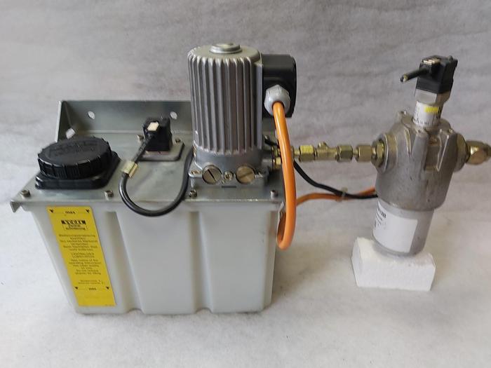 Gebraucht Zentralschmierung mit Druckfilter, MFE5, LFNFBN/.., Vogel,  gebraucht-Top