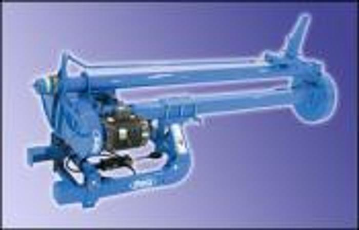 New - products Patz 6000E Manure Pump