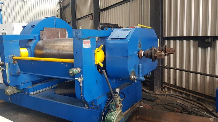 Refurbished 1986 FARREL 1500mm 2 Roll Mill