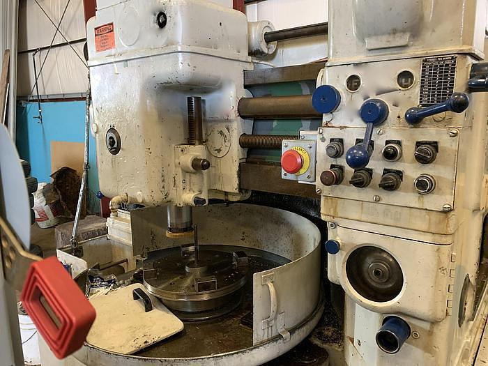 Used FELLOWS FELLOWS 36-6 GEAR SHAPER WITH SPUR GUIDE