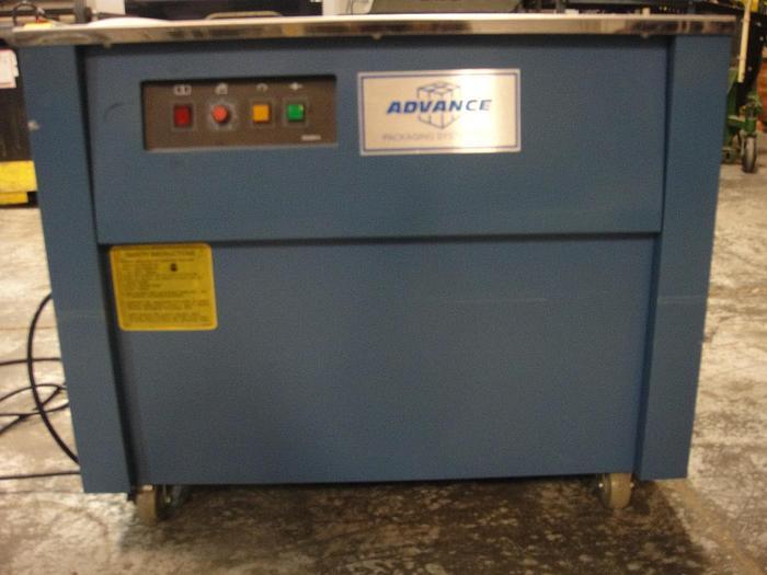 Used Advance TY-90 Semi Automatic Strapping Machine