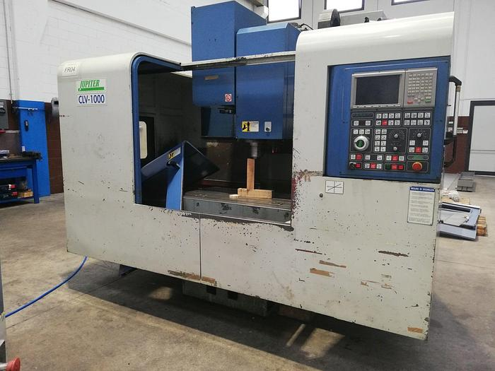 Used Vertical Machining Center JUPITER mod. CLV 1000