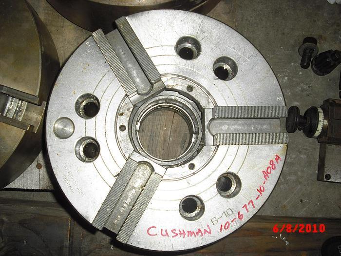Cushman B-10 Power Chuck