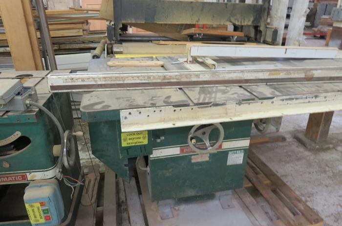 Used Powermatic Model 66 Table Saw w/Biesmeyer Fence