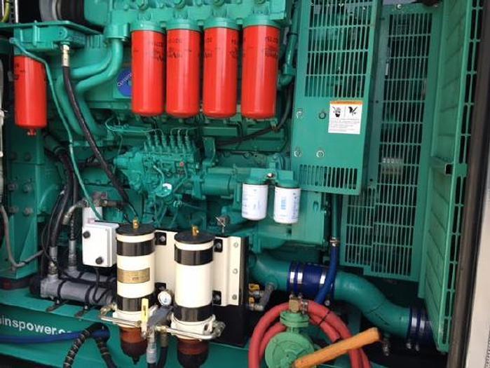 0.91 MW (910 KW) 2019 New Cummins QST30G4 Diesel Generator