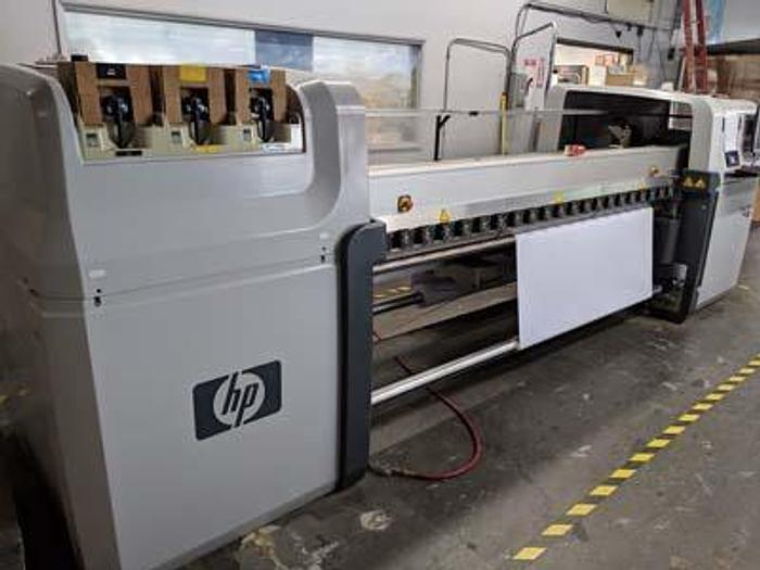 Used 2009 HP Scitex L65500