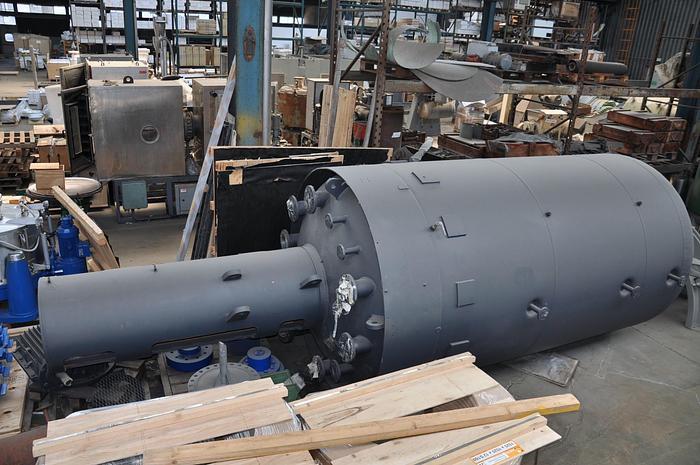 Usata Reattore FBM da 10000 Litri