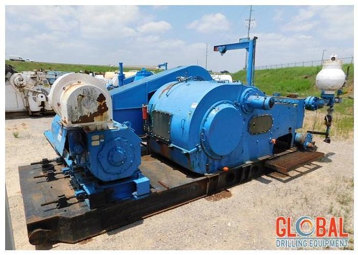 Used Item No. 0975 - CGH NB-1300 Triplex Mud Pump
