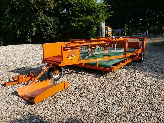 Used Ritchie Cook Flat 8 Bale Sledge