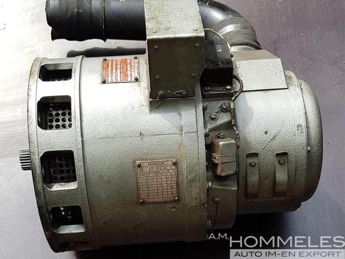 Used Generator, ac, aircraft