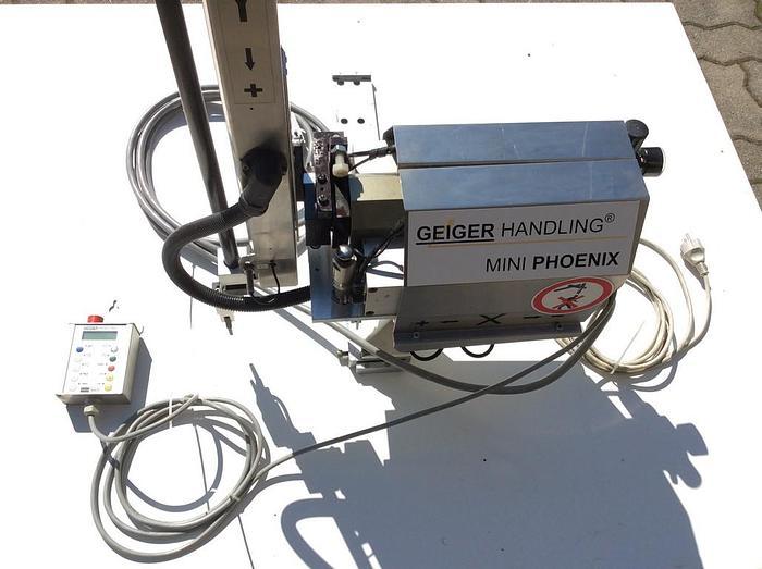 Gebraucht Roboter - Mini Phoenix,  Geiger Handling,  gebraucht