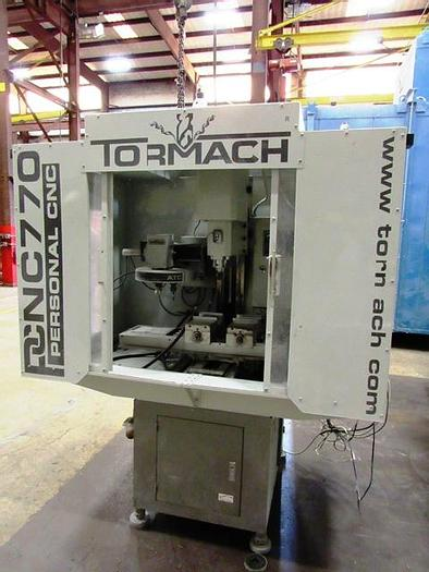 Used Tormach PCNC770 Series 3 CNC Milling Machine