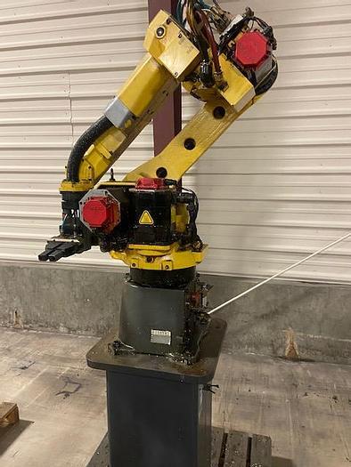 Used FANUC ROBOTS   2018
