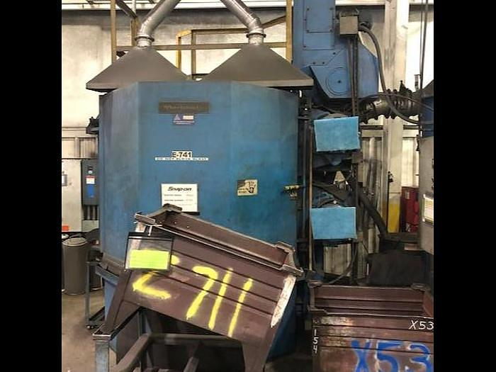 Used 2006 Wheelabrator WMT-60  Table top