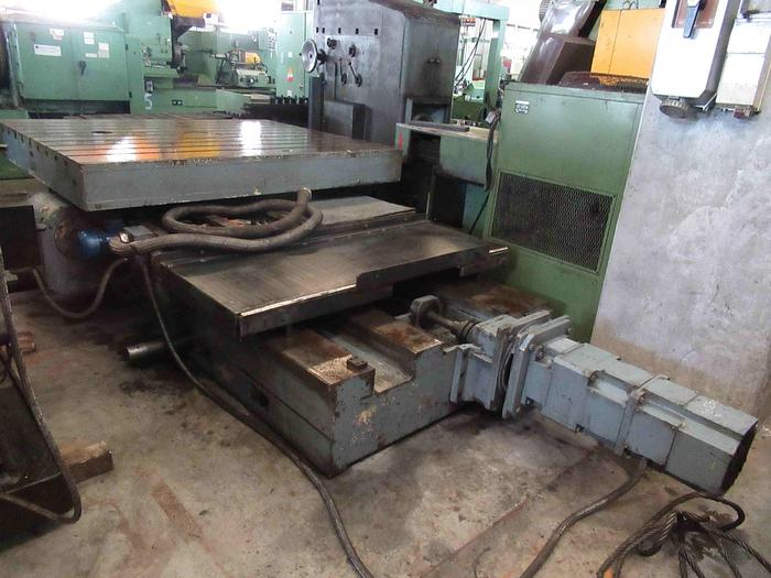 Usata TAVOLA ROTOTRASLANTE STIMIN MRD 1700x2000 CNC