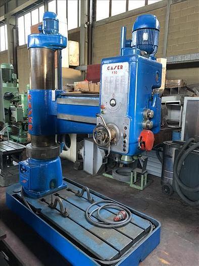 Usata Trapano radiale CASER F50-1250