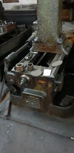 1976 Gear hobbing machine FO10