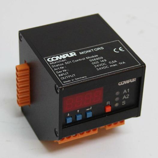 Used Compur Monitors Statox 501 556959 Control Module (5673) N