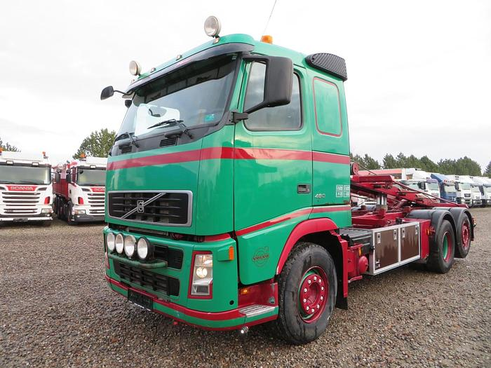 Used FH480 6X2 EURO 4 MULTILIFT VOLVO