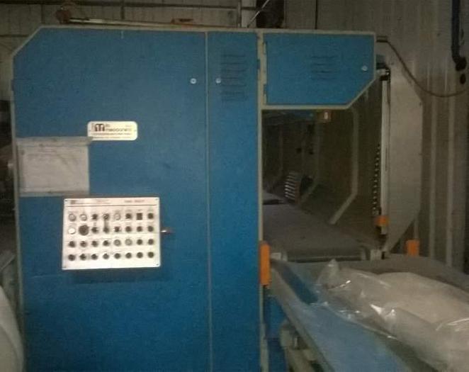 WRAPPING MACHINES 2002 LA MECCANICA PAKO3500/F