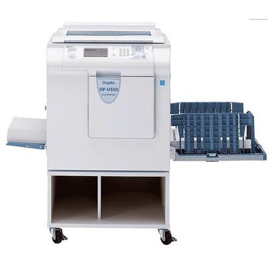 Duplo Duprinter DP-U550 Duplicator Machine