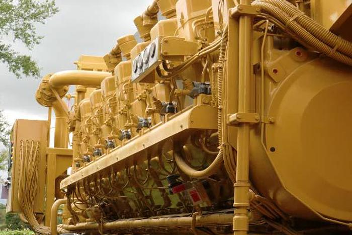 5.2 MW 2010 New Caterpillar C280-16 Diesel Generator Sets