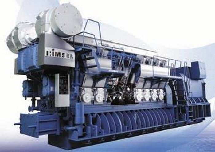 8.50 MW 2018 New Hyundai 9H21/32 HFO Packaged Power Station