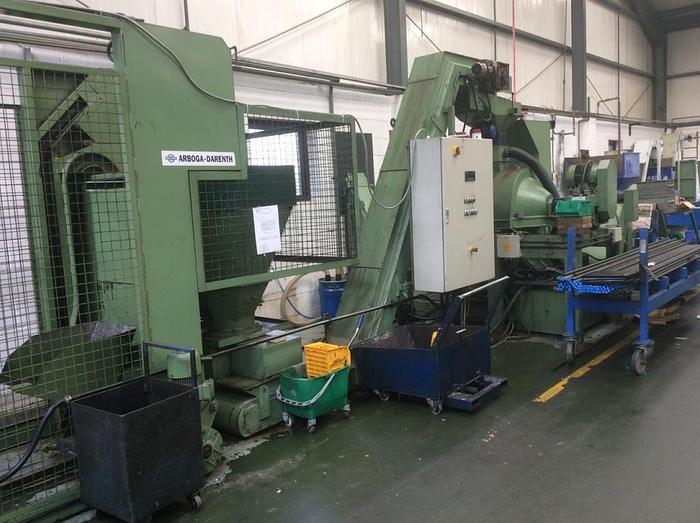 Used Arboga Darenth Swarf Processing & Oil Recovery Machine