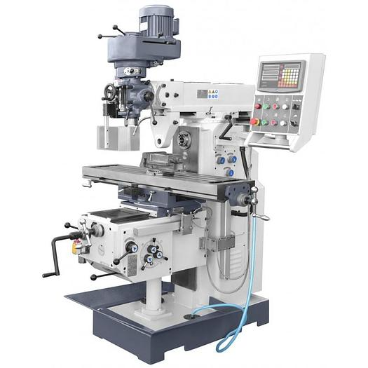 Cormak MFM 320 Universal Manual Milling Machine