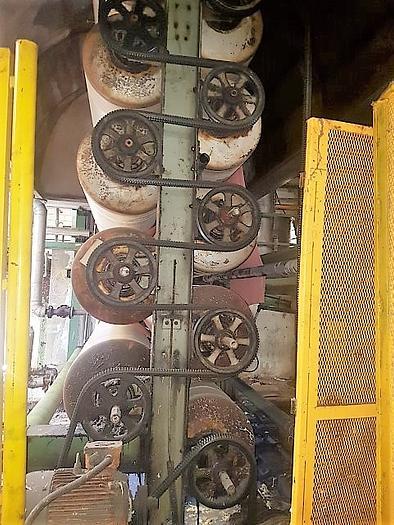 Cylinder dryer  MORRISON  3200 mm 1994