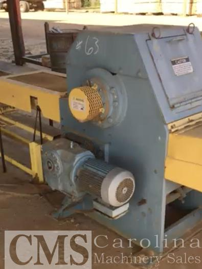 Used Newman SS24 Shaving Mill