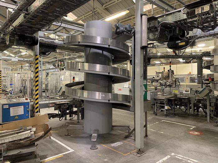 Used 2011 AMBA FLEX SPIRALVEYOR SV Spiral Conveyer
