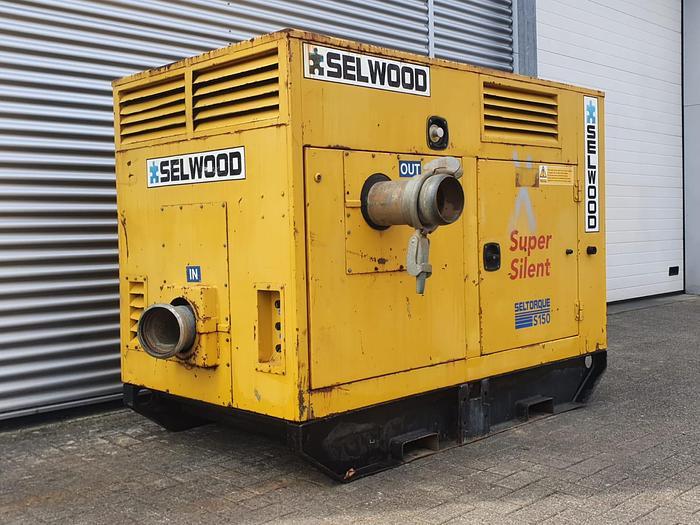 Used 2003 Selwood WATERPUMPS Seltorque 150