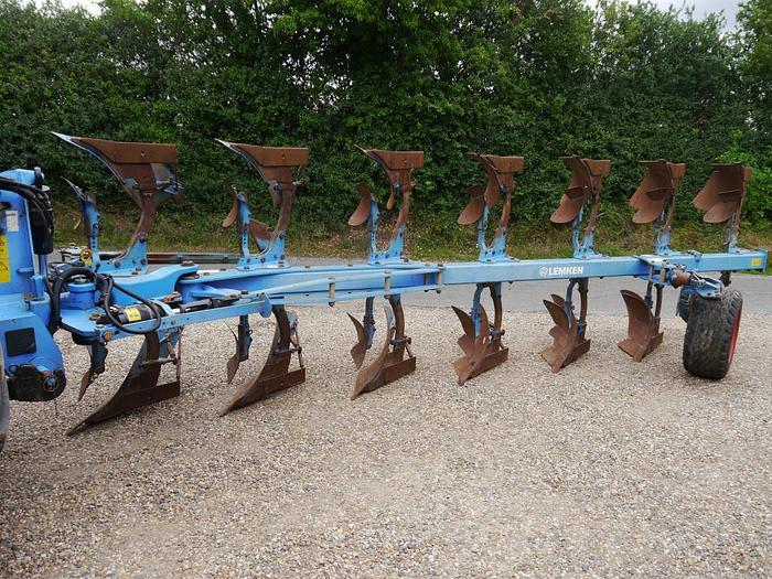 Lemken Europal 8 6+1 Reversible Plough