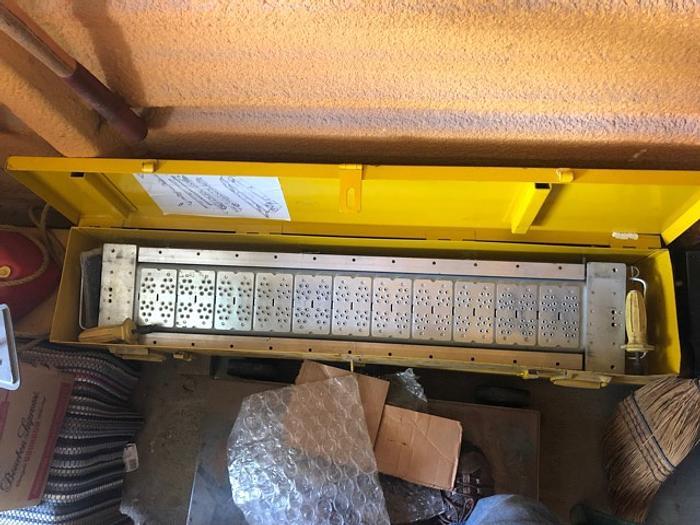 HB18286 Belt Splicers, new in case