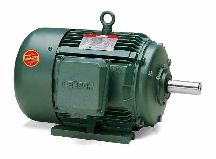 Leeson Watt Saver 170140.60 Inverter Duty Premium Efficiency AC Motor NEW (3964)