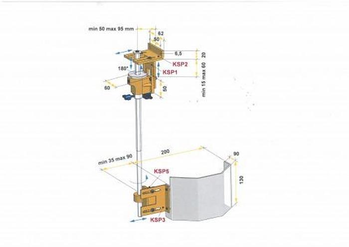 Repar2 3TR2-KSPCMN Drill Chuck Safety Guard
