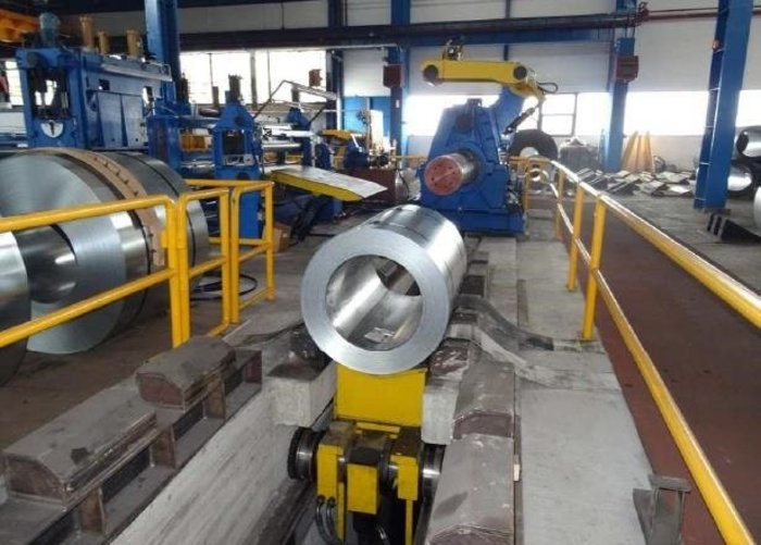 1650mm X 3mm Cut To Length Line Ctl 138