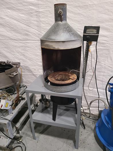 Used Draft - Melting Furnace with Hood