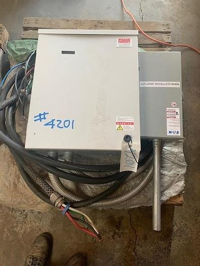 Used Phase Perfect 30 Amp Converter
